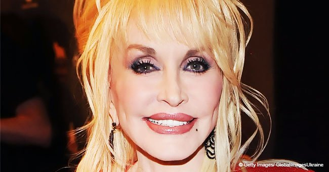 Dolly Parton admits she's been 'hit on' all her life, but took a lot of that as a 'compliment'