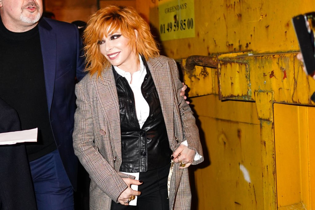 La chanteuse Mylène Farmer | Photo : Getty Images