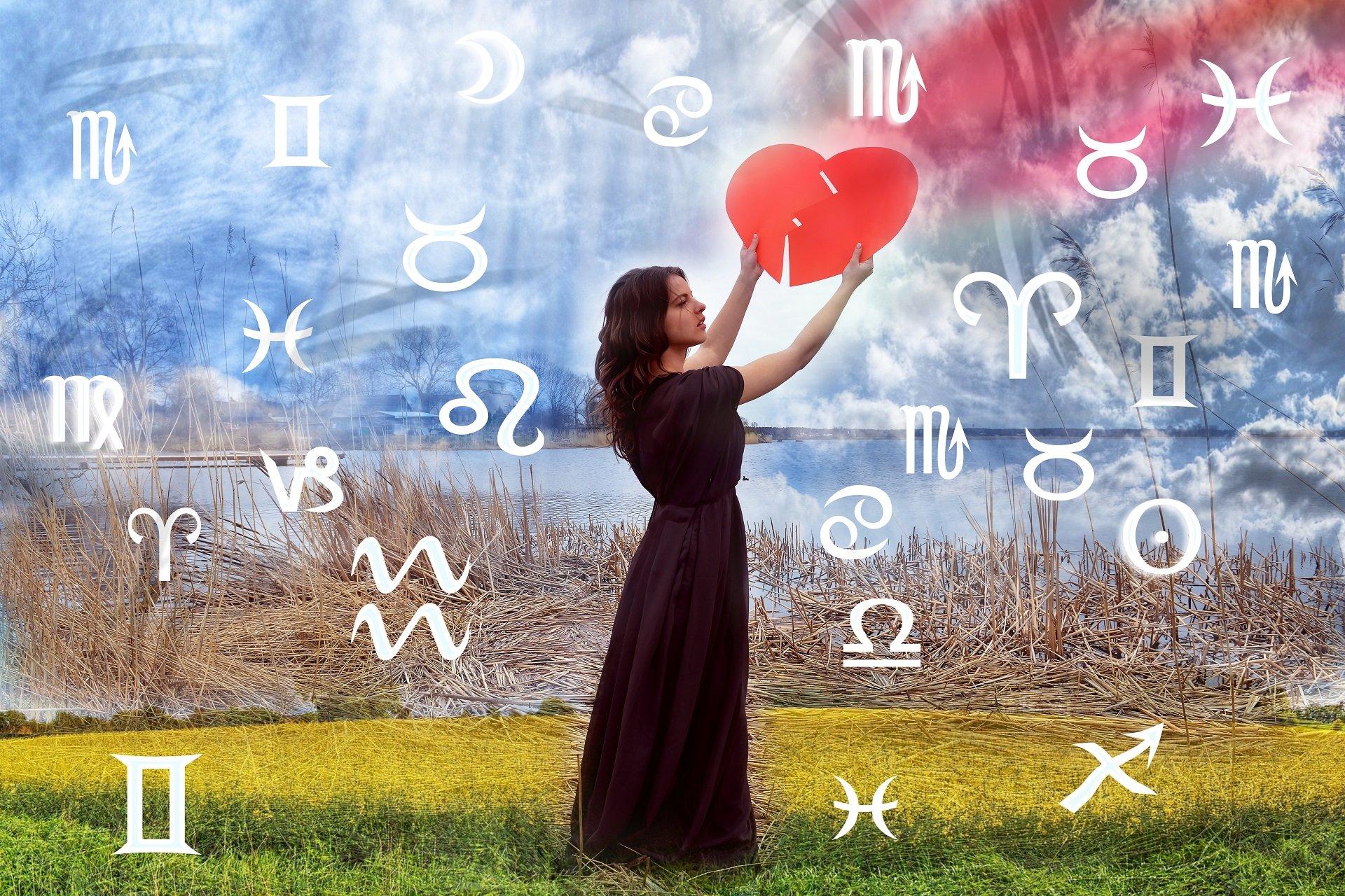 Buscando el amor entre los signos || Fuente: Shutterstock