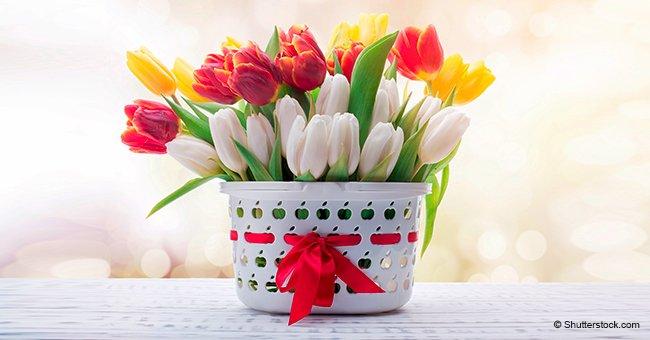 Une simple astuce pour aider vos tulipes à vivre plus longtemps : Voici quelques conseils
