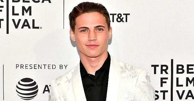 Tanner Buchanan on April 24, 2018 in New York City | Photo: Getty Images