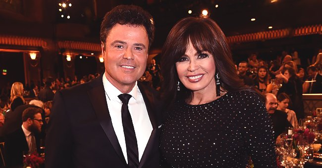 Marie Osmond from 'The Talk' Wishes Happy Birthday to Brother Donny in a Sweet Post as He Turns 62