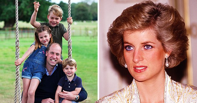 Prince William Once Said Princess Diana Would Have Been a Nightmare Grandmother — Here's Why