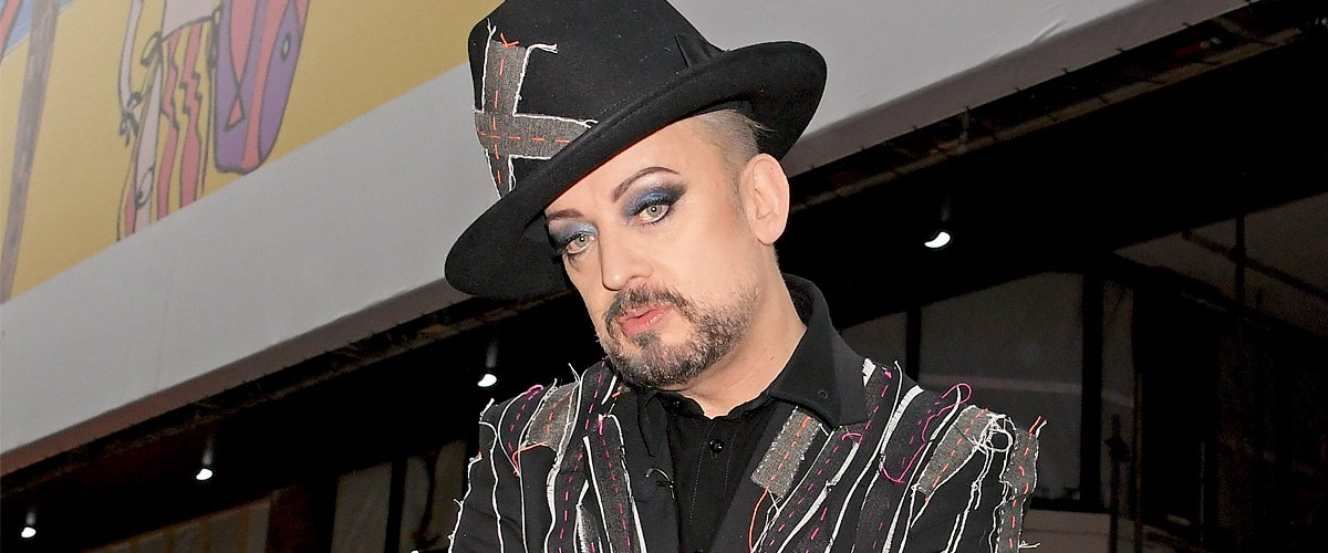 Boy George, le juré de The Voice, a perdu 28 kilos