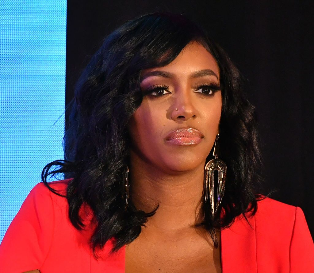 Porsha Williams onstage during the A3C Festival & Conference at AmericasMart on October 10, 2019. | Photo: Getty Images