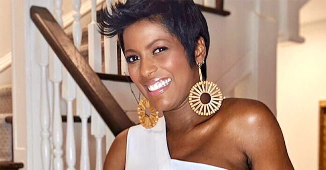 Tamron Hall Debuts 'Miracle' Baby Moses on the Cover of People Magazine