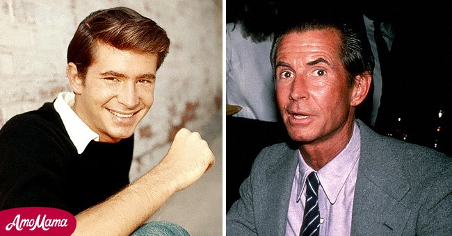Pictures of actor Anthony Perkins | Photo: Getty Images