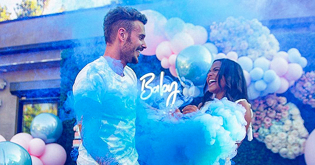 Christina Milian Announces She's Having a Boy at Gender Reveal Party