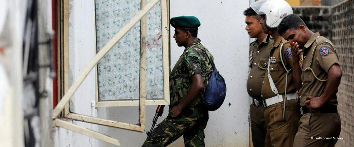 Un assaut contre Daesh a fait au moins 15 morts au Sri Lanka