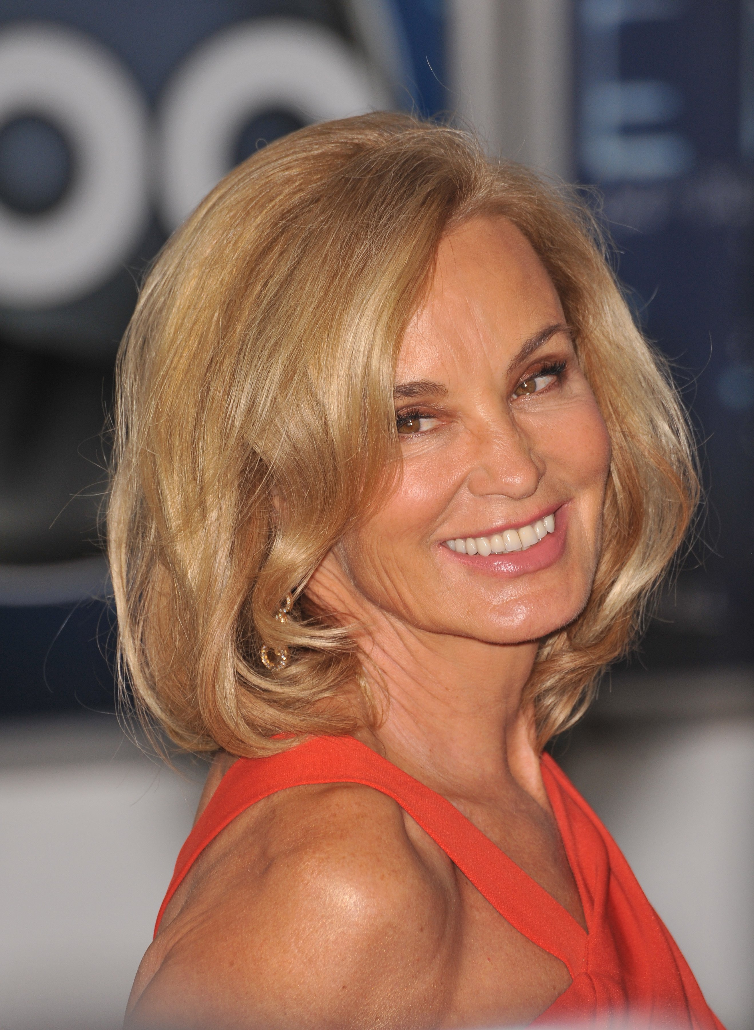 Jessica Lange at the 64th Primetime Emmy Awards at the Nokia Theatre LA Live on September 23, 2012 Los Angeles   Photo: Shutterstock