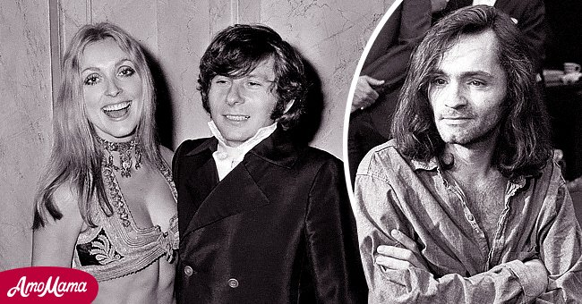 Picture of Sharon Tate, Roman Polanski and Charles Manson | Photo: Getty Images