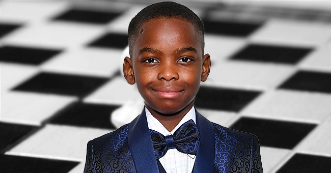 Former 10-Year-Old Homeless Refugee from Nigeria Tanitoluwa Is Now a National Chess Master