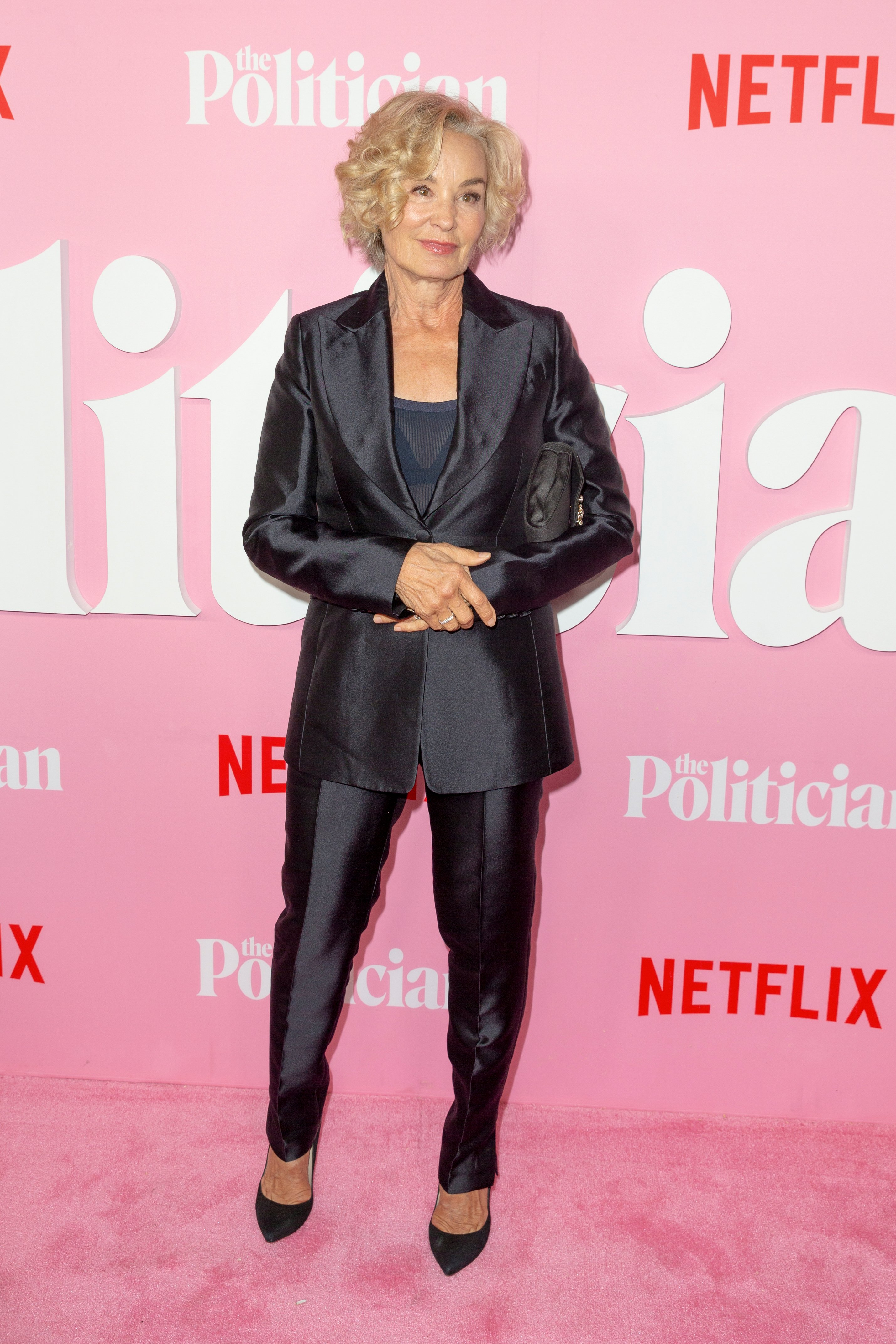 """Actress Jessica Lange attends the premiere of """"The Politician"""" at DGA Theater on September 26, 2019 in New York City   Photo: Shutterstock"""