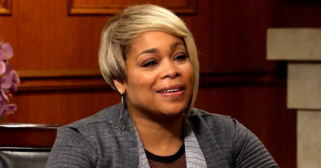 T-Boz's Daughter Chase Strikes a Pose in Nude T-Shirt & Black Shorts — See Her Look