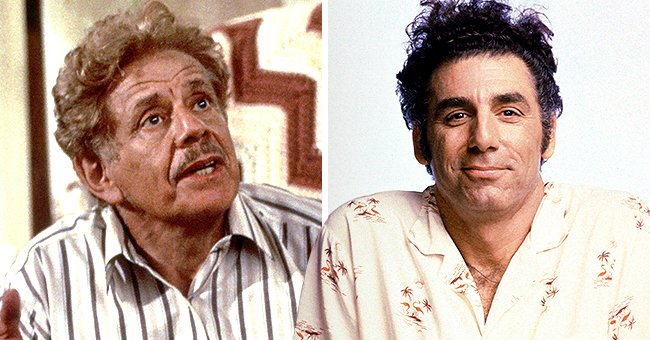 Michael Richards of 'Seinfeld' Joins Instagram to Pay Tribute to Late Co-star Jerry Stiller