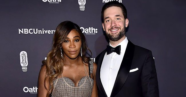 Serena Williams' Husband Alexis Melts Hearts Showing Daughter Olympia with Their Dog in a Photo