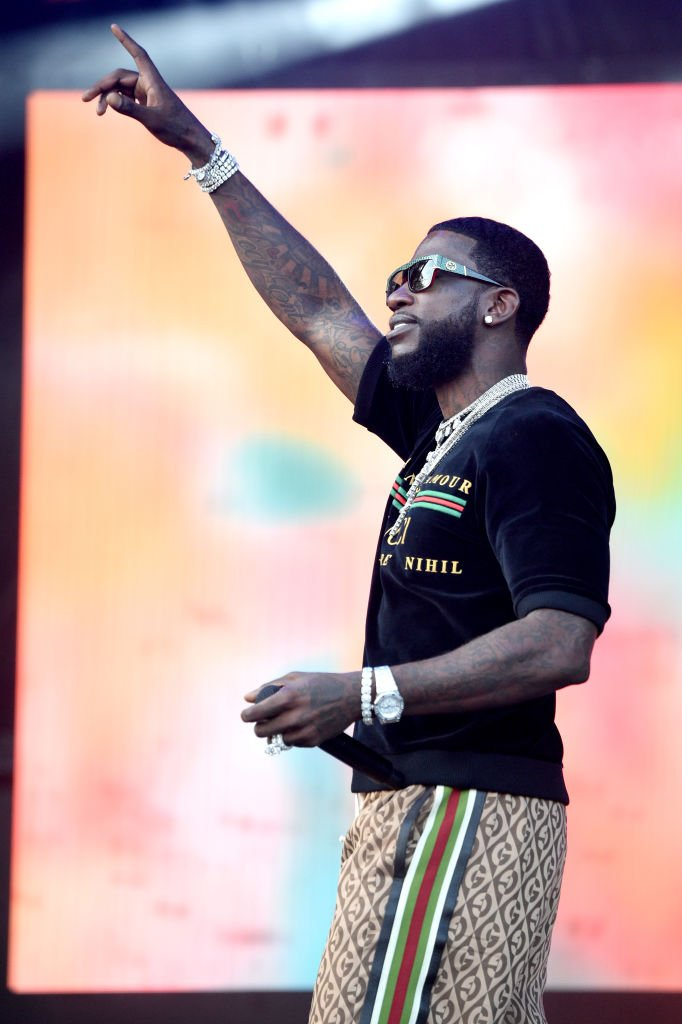 Gucci Mane performs onstage during Made In America - Day 2 at Benjamin Franklin Parkway | Photo: Getty Images