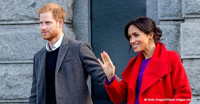 Meghan Markle responds to fan who asked if she was having a boy or a girl during recent outing