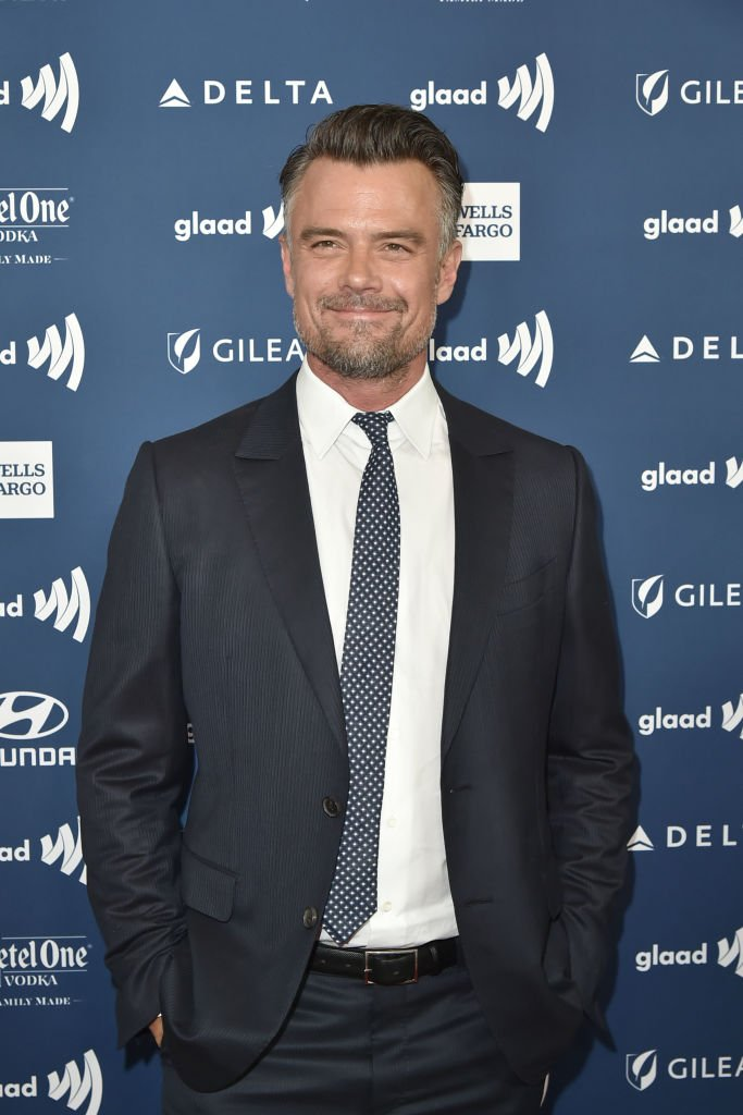 Josh Duhamel at the 30th Annual GLAAD Media Awards at Beverly Hills Hotel on March 28, 2019 | Photo: Getty Images