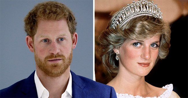 Look Back at Prince Harry's Regret over Last Phone Call with Princess Diana before Her Death