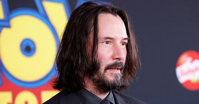 Keanu Reeves and His Estranged Dad's 'Heavy' Relationship Story