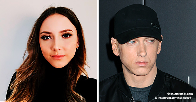 Eminem's Daughter Hailie Is All Grown up and Shows off Her Impressive Six-Pack