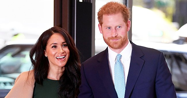 Prince Harry and Meghan Markle Might Spend Thanksgiving & Christmas with Doria Ragland in LA