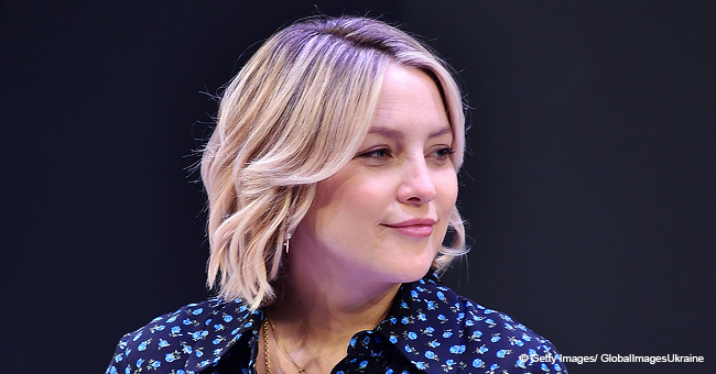 Kate Hudson Proclaims 'Love Is Everything' as She Shares New Photo of Her Two Adorable Kids