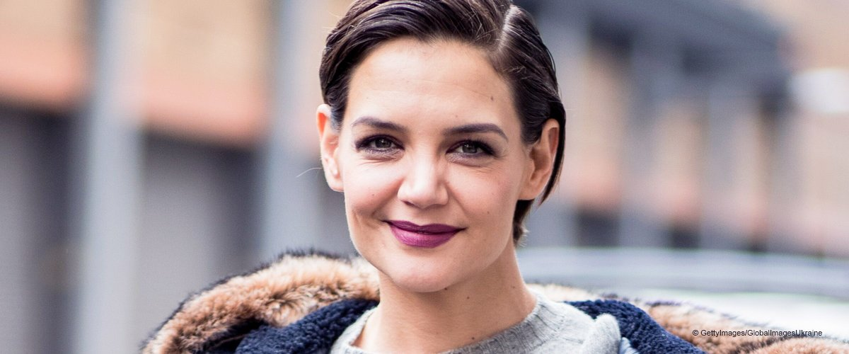 Katie Holmes Spotted with Her 12-Year-Old Daughter: Suri Looks so Grown Up