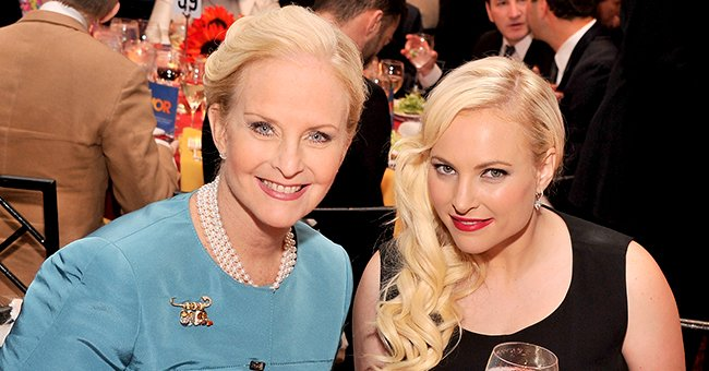 People: Cindy McCain Cried When She Met Granddaughter Liberty after Getting COVID-19 Vaccine