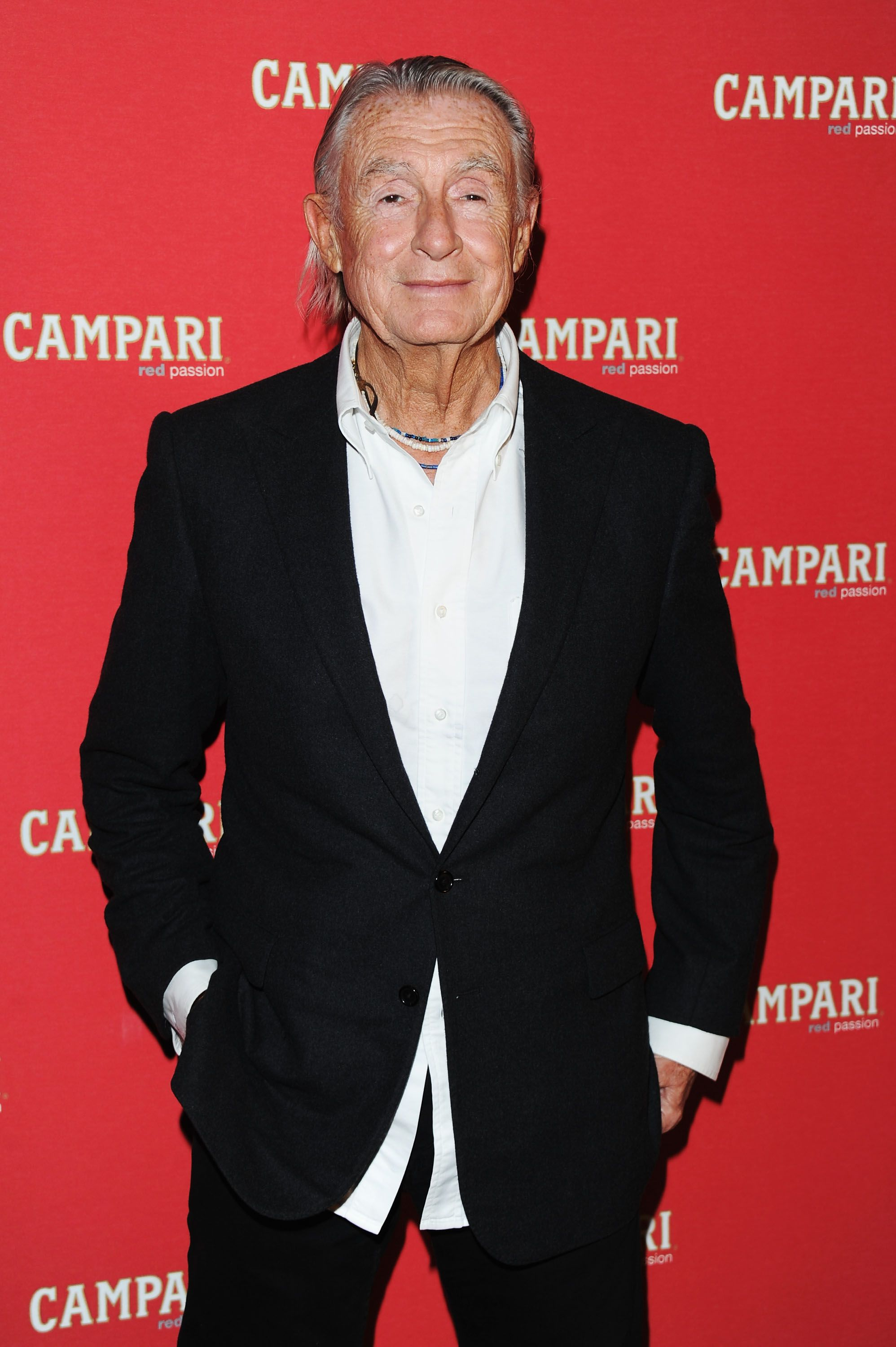 Joel Schumacher at a Campari event during the 6th International Rome Film Festival at Auditorium Parco Della Musica on November 3, 2011 in Rome, Italy | Photo: Getty Images