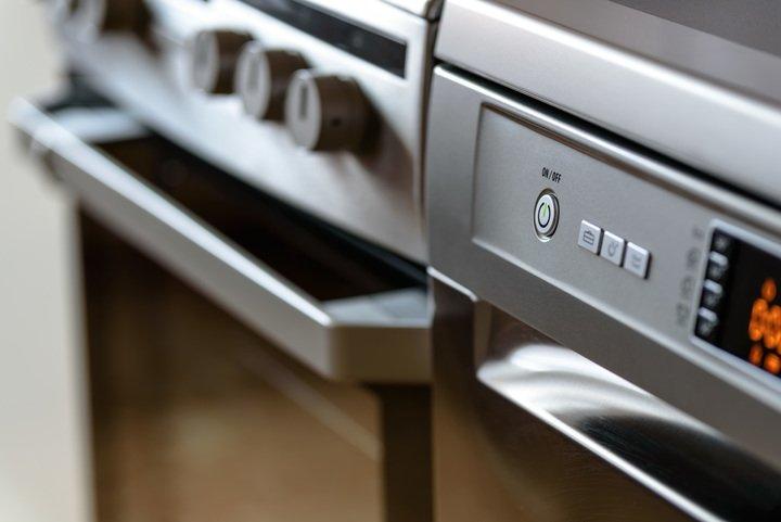 Cocina con horno. | Foto: Pxhere