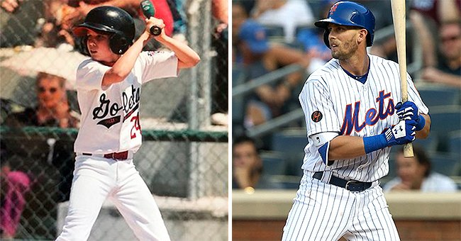 Look through These Childhood Photos of Some of the New York Mets Baseball Players