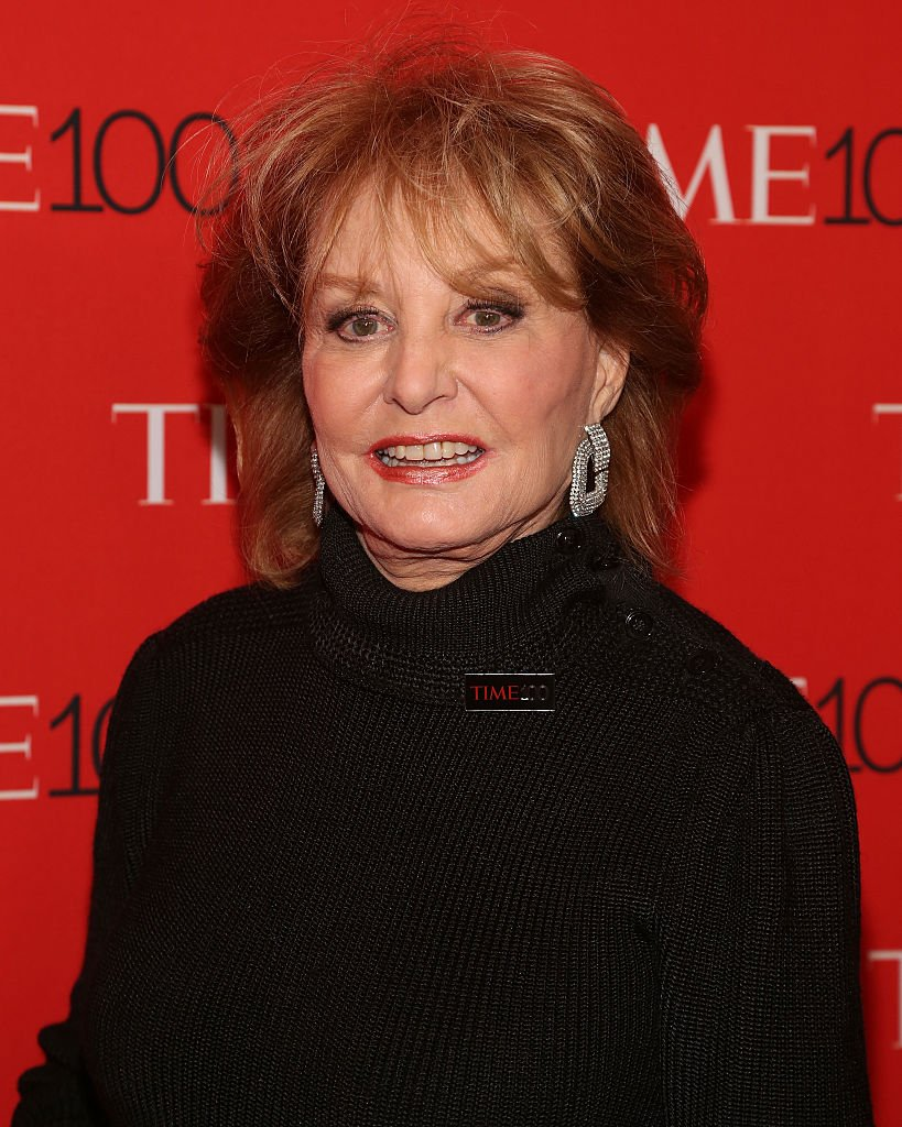 Barbara Walters attends the 2015 Time 100 Gala at Frederick P. Rose Hall, Jazz at Lincoln Center | Getty Images