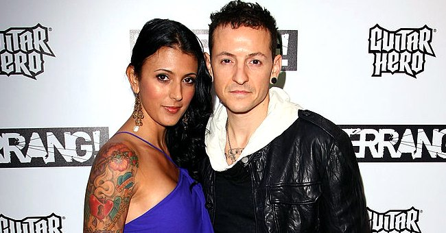 TMZ: Chester Bennington's Widow Reportedly Files for Divorce a Year after Wedding