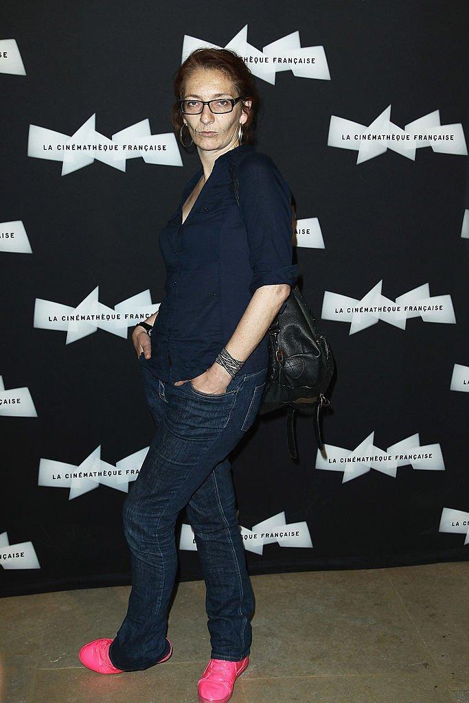 Corinne Masiero le 6 juin 2013 à Paris. l Source : Getty Images