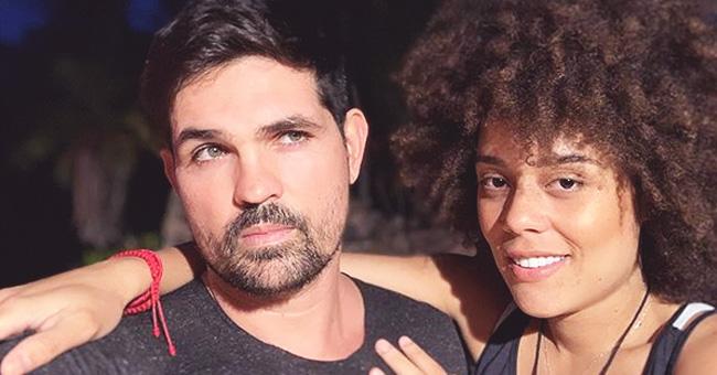 Ferdinando Valencia revela los rostros de sus mellizos y da detalles del nacimiento (video)