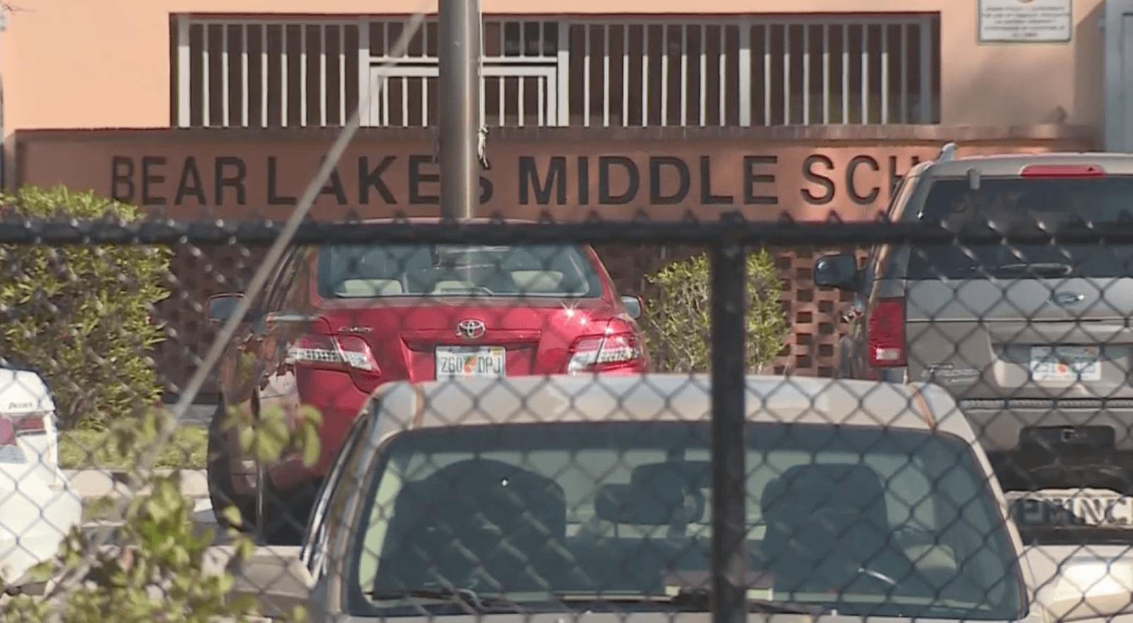 Bear Lake Middle School | Photo: Youtube/ Hail News
