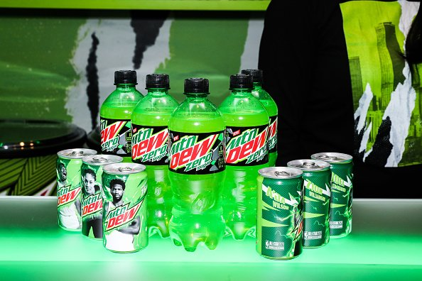 Mountain Dew Zero at Morgan's on Fulton on February 15, 2020 in Chicago, Illinois. | Photo: Getty Images