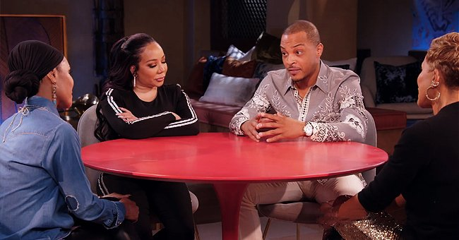 TI Apologizes for Embarrassing Daughter Deyjah after Gynecologic Visit Scandal on 'Red Table Talk' and Says He Was Joking
