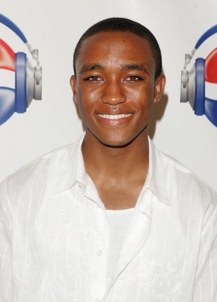 Lee Thompson Young at Diddy's Official VMA after party in Miami, Florida.| Photo: Getty Images.