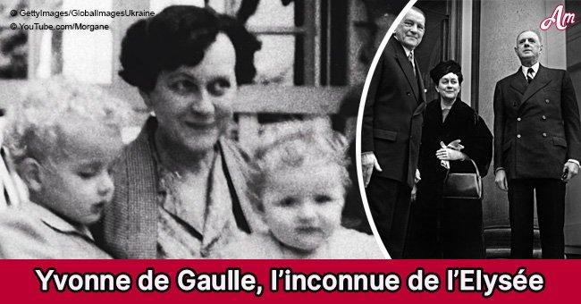 La vie inconnue d'Yvonne de Gaulle, la mystérieuse Première Dame de France