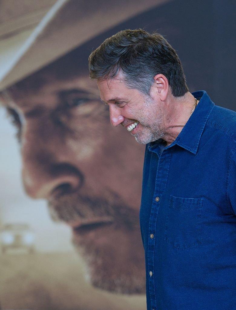 """El director español Emilio Aragón asiste a la sesión fotográfica """"Una noche en el viejo México"""", en la Fundación Telefónica, el 6 de mayo de 2014 en Madrid, España.   Imagen: Getty Images"""