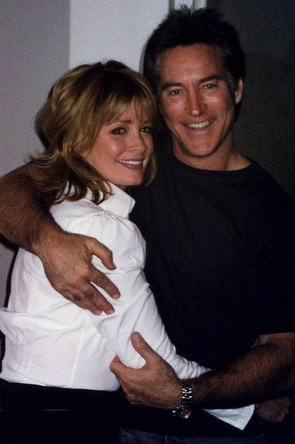 """Deidre Hall & Drake Hogestyn at Beverly Hills Event of """"Days of Our Lives."""" 