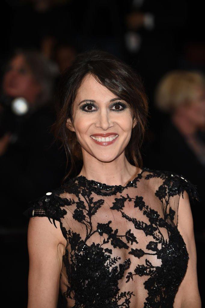 La comédienne Fabienne Carat. l Source : Getty Images