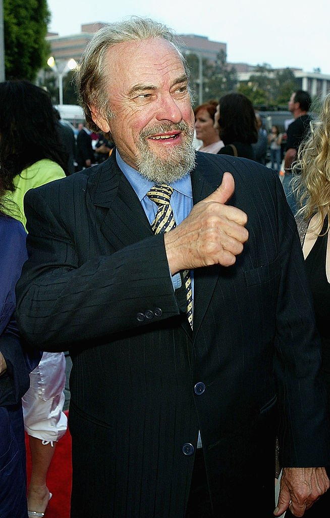 Rip Torn. Image Credit: Getty Images