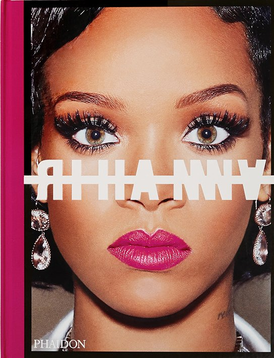 Rihanna's book cover/ Source: therihannabook.com