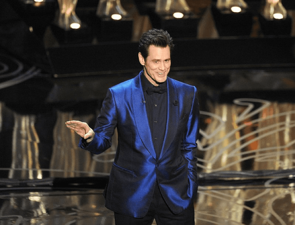 Jim Carrey am 2. März 2014 in Hollywood.   Quelle: Getty Images