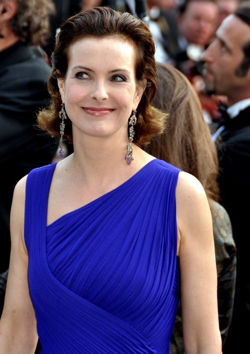 La photo de Carole Bouquet au festival de Cannes 2011. | Source : Wikipedia