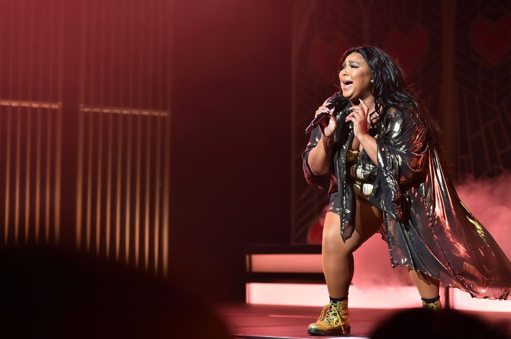 Lizzo performs at Radio City Music Hall in New York City | Photo: Getty Images